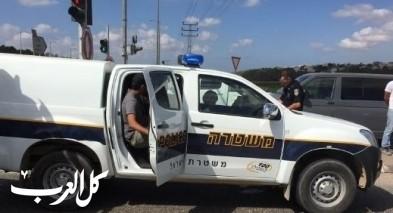 اعتقال مشتبهة بالضلوع باضرام نار في القدس
