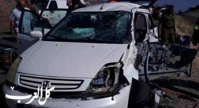 7 اصابات متفاوتة في حادث مروع في الجولان