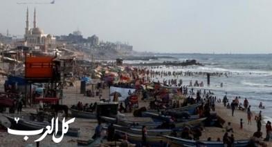 العاروري ووفد حمساوي يصل غزة لبحث المصالحة