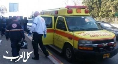 طوبا الزنغرية: إصابة شاب بجراح خطيرة