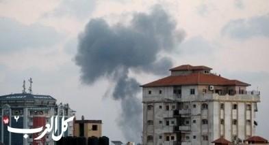 الجيش الإسرائيلي يستهدف موقعًا في غزة