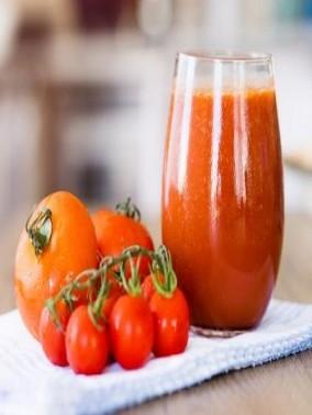 عصير الطماطم يقوي جهاز المناعة!