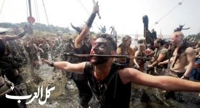 اسبانيا: أجواء مختلفة في مهرجان الفايكنغ