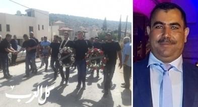 عرابة تشيّع بلال دراوشة بعد مصرعه بحادث بالمجر