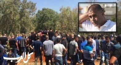 اللد: تشييع جثمان المرحوم محمد الزبارقة