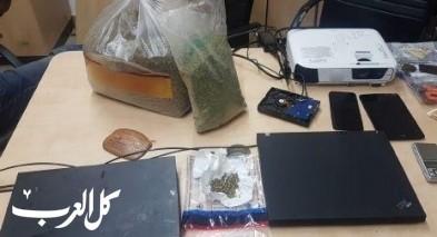 مداهمة محطتين لبيع المخدرات في القدس