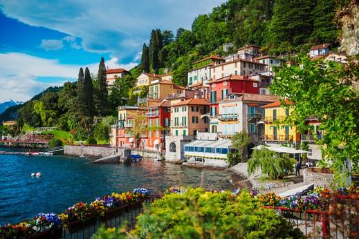القرى الايطالية.. جمال وهدوء لا يوصف
