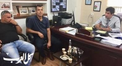 بلدية باقة تعدّ خطّة عمل لمناهضة العنف