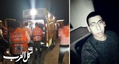 مقتل عبدالله عمرية (20 عاما) من إبطن اثر تعرضه لرصاصة طائشة خلال شجار بين عائلتين