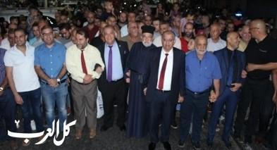 الناصرة: مشاركة الالاف في مسيرة العيد