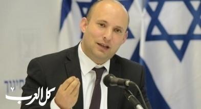 الوزير بينت: يجب القضاء على قيادة حماس
