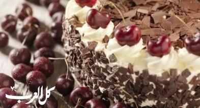 طريقة تحضير كعكة البوظة