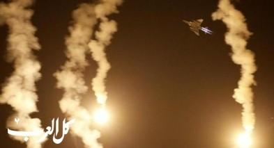 النظام السوري: الدفاعات أسقطت 7 صواريخ إسرائيلة