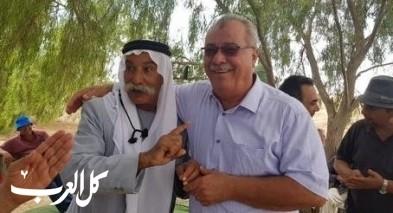 المتابعة في العراقيب تضامنًا مع الشيخ صياح الطوري
