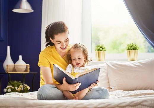 طرق تعزيز حب القراءة لدى طفلك!