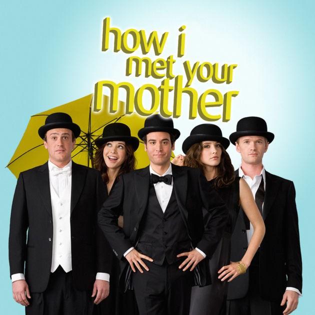 تقنية الفلاش باك بـHow I Met Your Mother