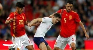 منتخب إسبانيا يتجاوز نكسة المونديال بالانتصار