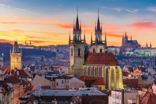رحلة مصوّرة إلى جمهورية التشيك