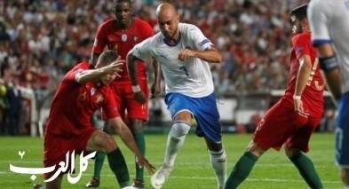 منتخب البرتغال يعمق جراح إيطاليا في دوري أمم أوروبا