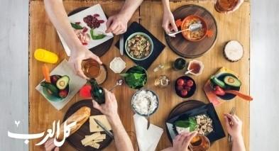 قللوا السعرات الحرارية عند تناول الطعام خارجا