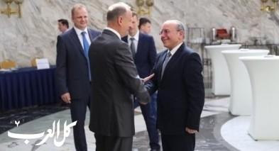 مستشار رئيس الوزراء لشؤون الأمن القومي يزور موسكو