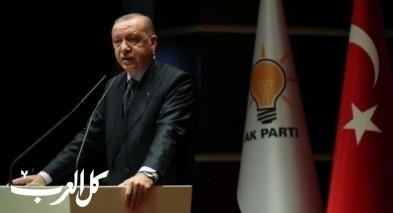 أردوغان يؤكد تجاوز الأزمة وسط ارتفاع الليرة