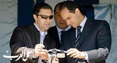 السلطات المصرية تأمر بإعتقال علاء وجمال مبارك