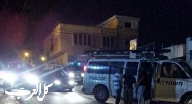 مجهولون يهاجمون رجلًا من عيلبون ويسرقون سيارته المرسيدس