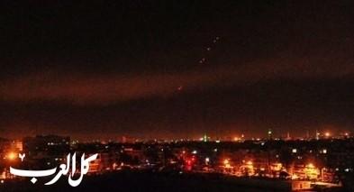 سوريا: المضادات الجوية تتصدى لهجوم إسرائيلي
