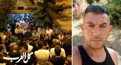 ام الفحم: تشييع ضحية جريمة القتل محمد محاميد