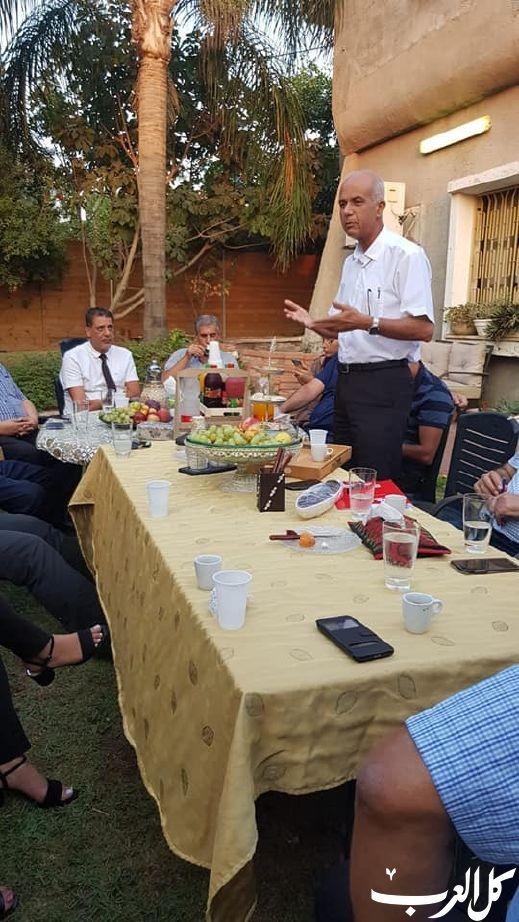 سكرتاريا الجبهة في عارة وعرعرة تنتخب مرشحيها