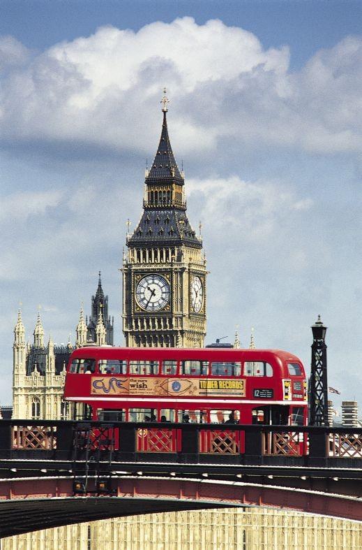 أجمل وأشهر الوجهات السياحية في لندن