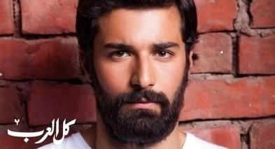 الممثل الشاب أحمد حاتم يجسد شخصية كفيف