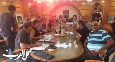 يافة الناصرة: مناقصة لشق الشوارع والبنى التحتية