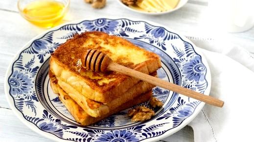 فرنش توست بالجبن.. لذيذ على الفطور