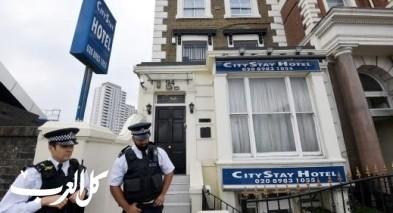 إصابات بحادث دهس قرب مسجد في لندن