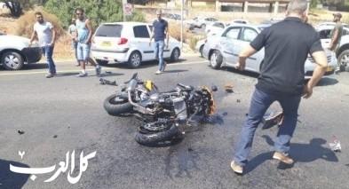 حادث طرق مروّع قرب وادي سلامة