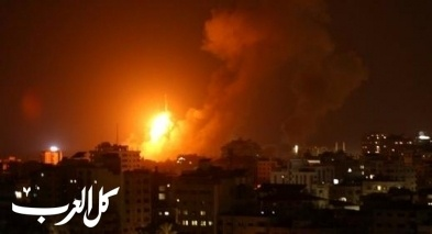 7 جرحى في قصف وبرصاص الجيش الاسرائيلي في قطاع غزة