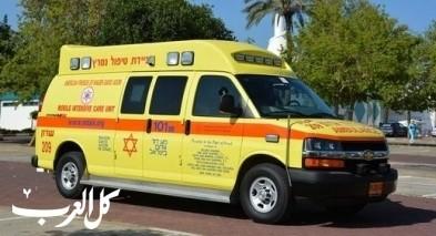 القدس: إصابة عامل إثر سقوطه عن ارتفاع