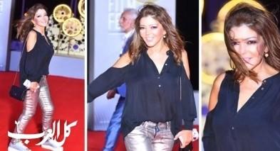 سميرة سعيد تخطف الأنظار بإطلالة شبابية