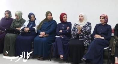 أم الفحم: حضور مشرف في يوم الأهالي في مدرسة اسكندر