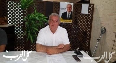 حملة المرشح وليد عفيفي: لسنا قاصرين عن كسر اليد التي ترفع بوجهنا
