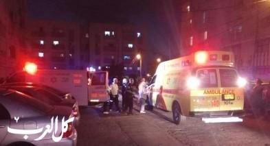 اصابة 3 اشخاص بعد تعرضهم للطعن خلال شجار بحيفا