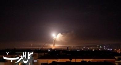 طائرات الجيش الاسرائيلي تقصف مجموعة شبان بغزة