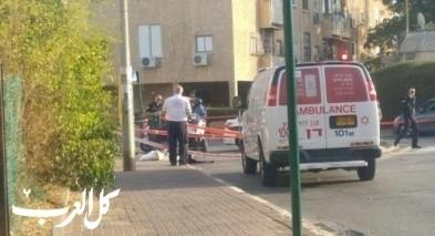إصابة حرجة بحادث طرق قرب شفاعمرو