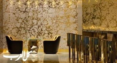 مطعم ذكي من الذهب في دبي يختار زبائنه