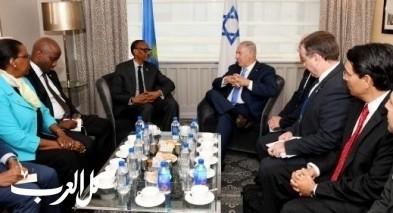 رئيس الوزراء نتنياهو يلتقي الأمين العام للأمم المتحدة