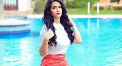 ملكة جمال المغرب رشا تبارك لملكة جمال لبنان