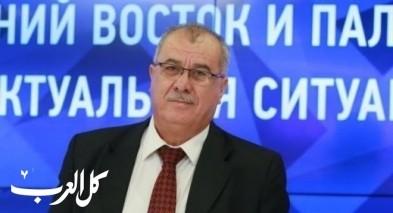 بركة يعقد مؤتمرًا صحفيًّا في موسكو