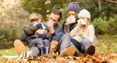 نصائح ذهبية للوقاية من أمراض الخريف